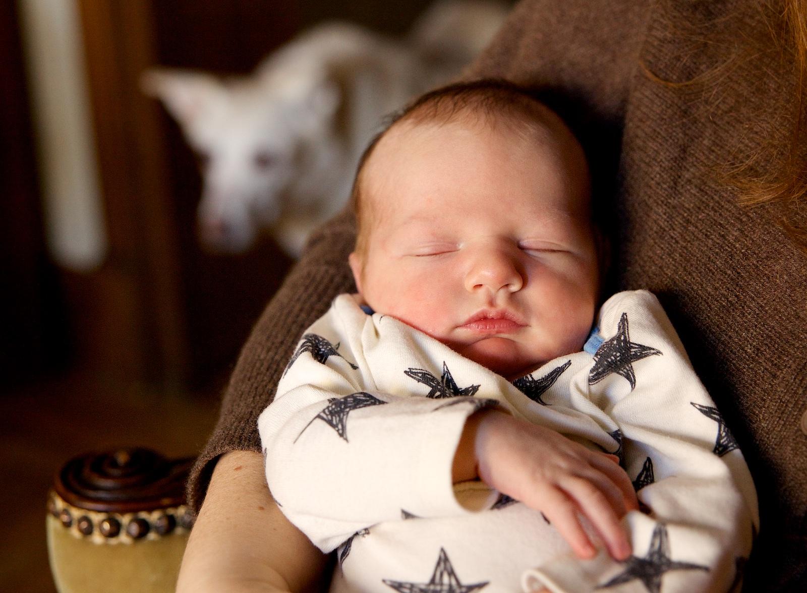 Everett Newborn