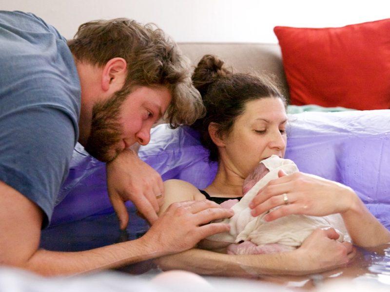 Violet's Birth